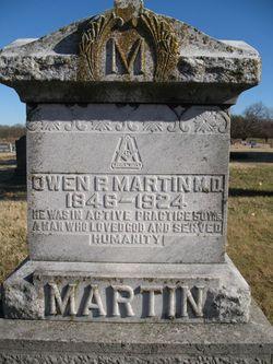 Owen P Martin