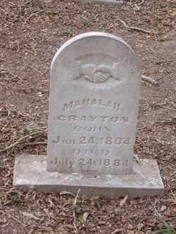 Mahalah <i>Spruill</i> Crayton
