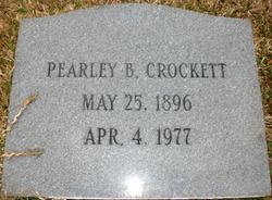 Pearley Broagan Crockett