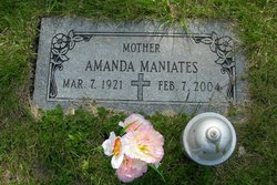 Amanda Maniates