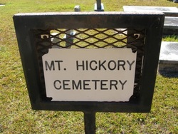 Mount Hickory Cemetery