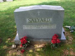 Ann <i>Barriger</i> Salyard