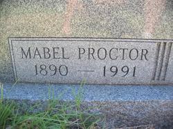 Mabel <i>Proctor</i> Jones