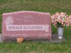 Donald Alexander