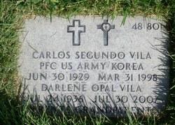 Carlos Segundo Vila
