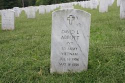 Pvt David L Abbott