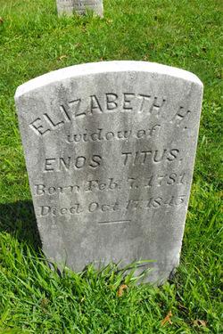 Elizabeth <i>Hill</i> Titus