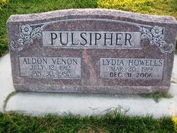 Aldon Venon Pulsipher