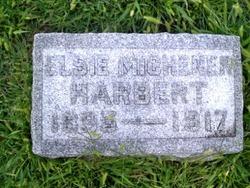 Elsie <i>Michener</i> Harbert