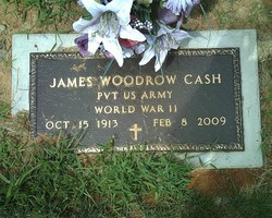 James Woodrow Cash