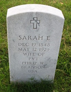 Sarah Ellen <i>Cross</i> Branson