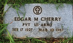 Edgar M Cherry