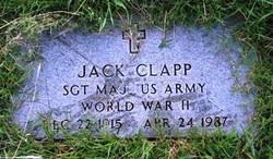 Jack Clapp