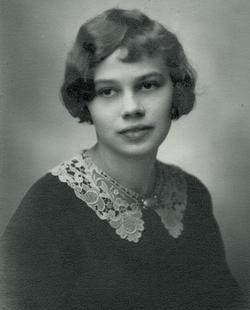 Martha Eva <i>Yarian</i> McKnight
