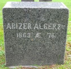 Abiezer Alger
