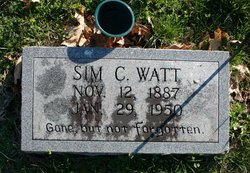 Simuel Clarence Sim Watt
