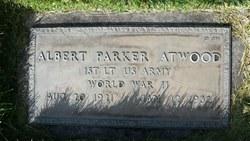 Albert Parker Atwood