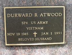 Durward R Atwood