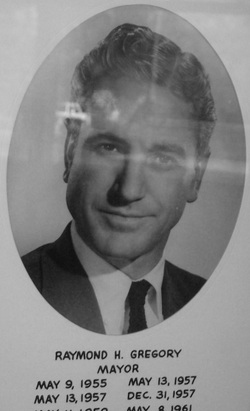 Raymond Homer Ray Gregory