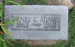 Henry C Adams