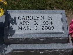 Carolyn <i>Howell</i> Brinson