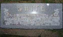 Fairy Marie <i>Smith</i> White