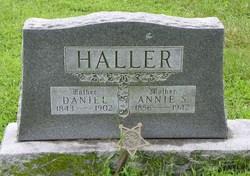 Anastacia S. <i>Boydston</i> Haller