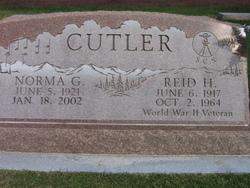 Irene Norma <i>Grunder</i> Cutler