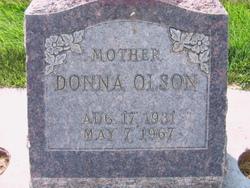Donna Mae <i>Asay</i> Olson