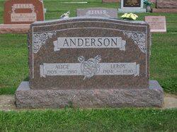 Alice <i>Bowman</i> Anderson