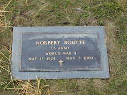 Norbert L Boutte