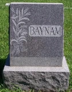 Magdalena <i>Pierce</i> Baynam