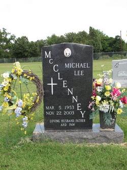 Michael Lee McClenney