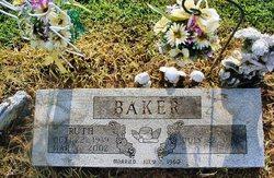 Ruth Bernice <i>Thurston</i> Baker