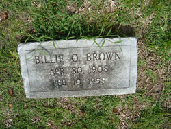 Billie O. Brown
