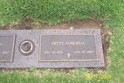 Betty Jane Bell