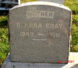 Anna Rachel Rachel <i>John</i> Gray