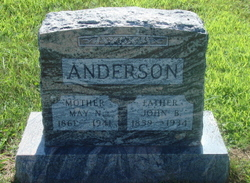 May N Anderson