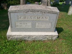 Rebecca <i>John</i> Crissman
