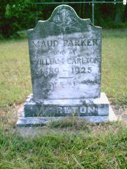Maud <i>Parker</i> Carlton