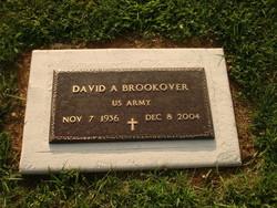 David A Brookover