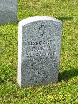 Margaret <i>Dubois</i> Alexander