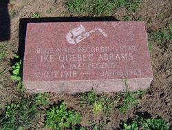 Ike Quebec Abrams