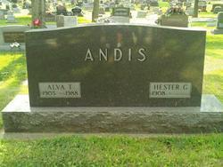 Hester G <i>Grinstead</i> Andis