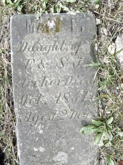 Mary E. Archer
