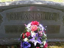 Bernard R Chandler