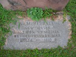 Capt Samuel Ball