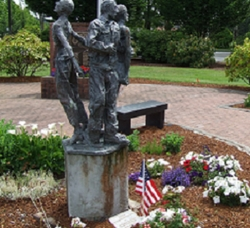 McChord Air Force Base Memorial Grove