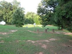 Saint Louis Baptist Church Cemetery