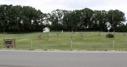 Norderhaug Leaf Lake Cemetery
